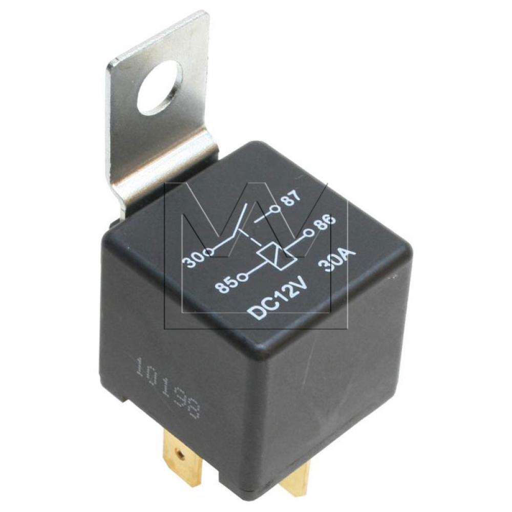 Mini Relay 12v Reference 12v 30a