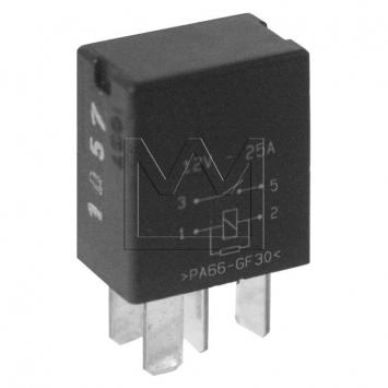micro mini relay* 12v - reference 0 332 017 100